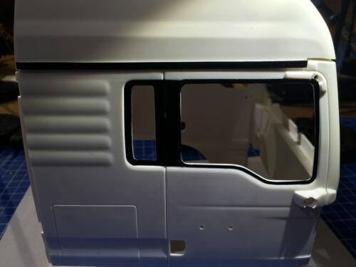 Telaio finestra adesivo completo per Tamiya Truck MAN 1:14 diversi colori