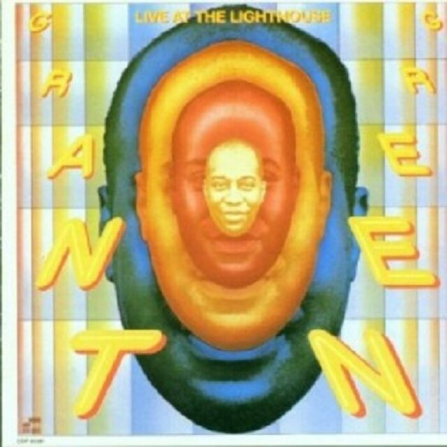 GRANT GREEN - LIVE AT THE LIGHTHOUSE  CD 7 TRACKS HARD BOP JAZZ NEU