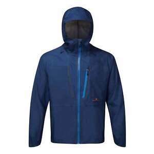 Ronhill Tech Fortify Waterproof Mens Running Jacket Yellow