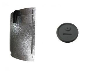 Image is loading Weber-Smokey-Mountain-Smoker-Door-63018-and-Grommet-  sc 1 st  eBay & Weber Smokey Mountain Smoker Door 63018 and Grommet 85037 ...