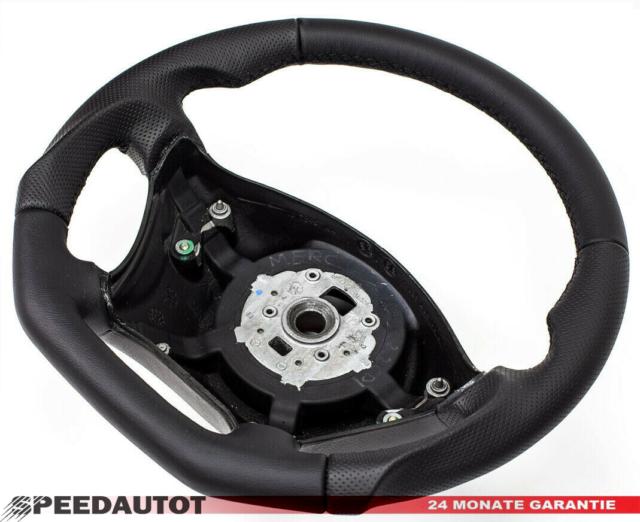 Cambio Adintelado Volante de Cuero Negro Volante Mercedes Vito/Viano W639