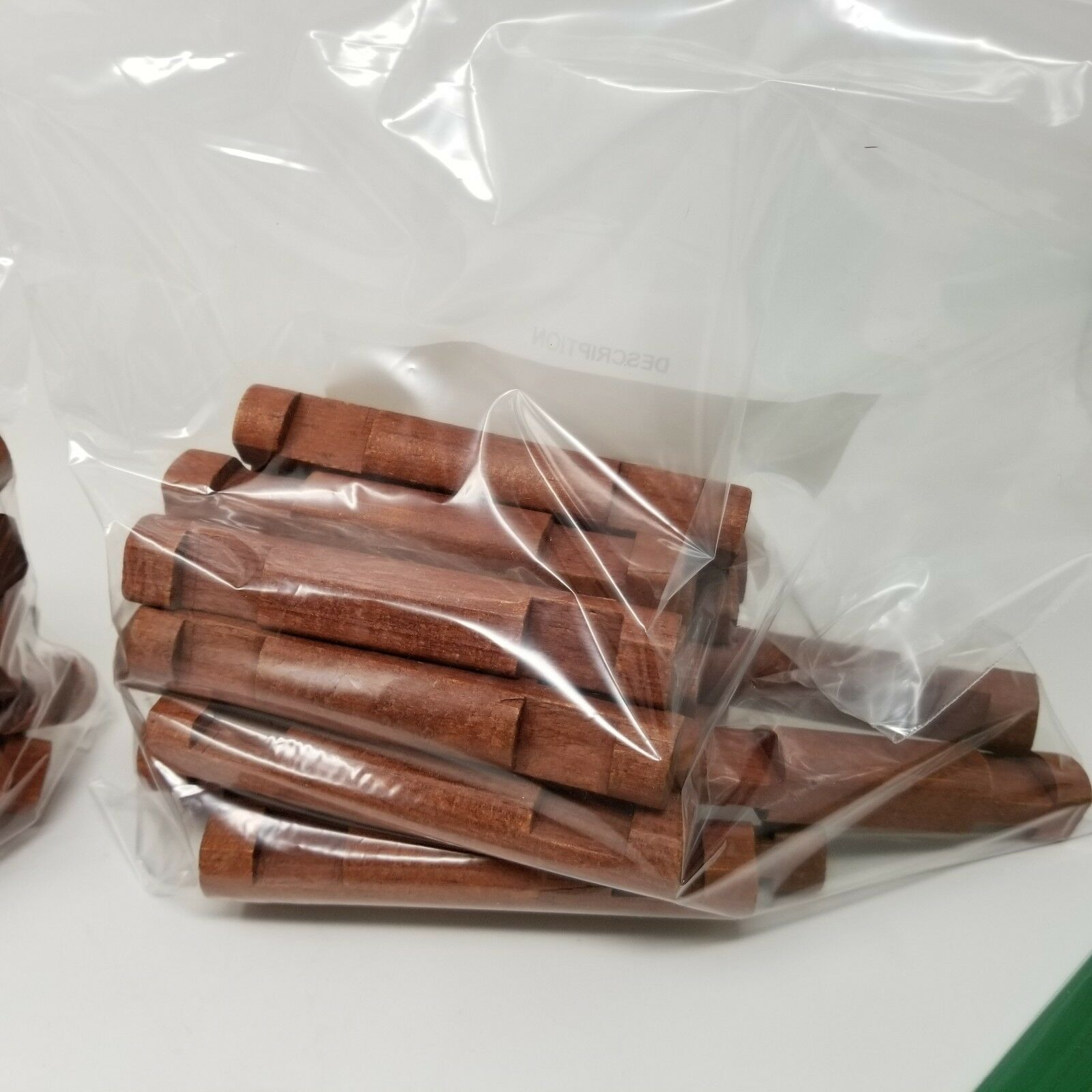 Lincoln Logs Lot Wood Wood Wood Building Pieces Roof Teepee Mini Logs Mixed Lot 0617b5