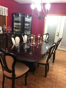 Details About Furniture Used Dining Room Tables