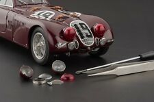 Alfa Romeo 8C 2900B, #19, 1938 Le Mans Diecast by CMC in 1:18 Scale M-111