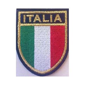 Patch-ITALIA-SCUDETTO-cm-5-7-x-6-8-toppa-ricamata-ricamo-termoadesiva-238
