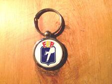 Usado - Llavero FEDERACIÓN ESPAÑOLA DE PATINAJE - Item for collectors - Used