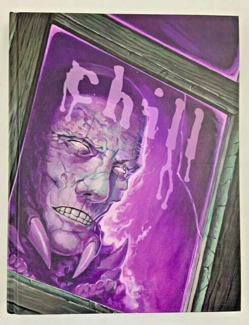 Chill 3rd Edition a Horror Role-playing Game Growling Door
