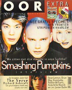 MAGAZINE-OOR-1998-nr-11-SMASHING-PUMPKINS-BRIAN-MAY-QUEEN-VERVE-SEAN-LENNON