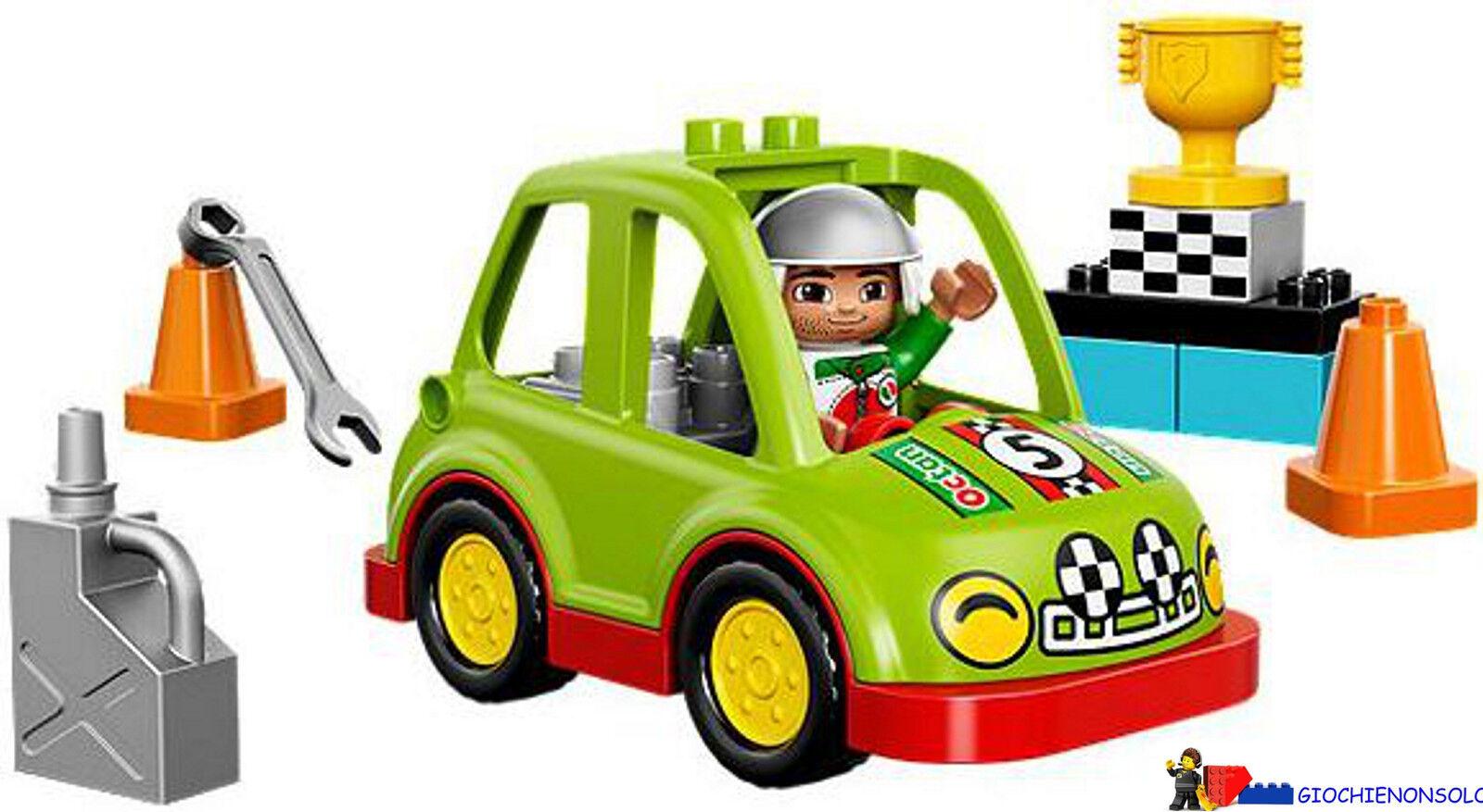 LEGO LEGO LEGO DUPLO 10589 - AUTO DA RALLY cd5215