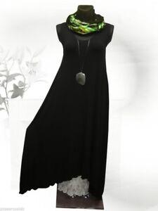 PoCo-LAGENLOOK-Top-Tunika-Long-Shirt-Kleid-L-XL-XXL-XXXL-44-46-48-50-52-54-56-58
