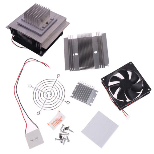 60W TEC1-12706 Thermoelectric Peltier Module Water Cooler Cooling System MC.fr