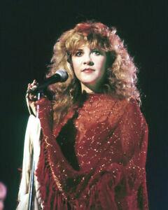 Fleetwood Mac Stevie Nicks  8x10 Glossy Photo