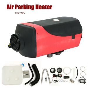 5KW-Air-Diesel-Heater-Plarnar-12V-Trucks-Motor-Homes-Four-Outlet-Single-Hole