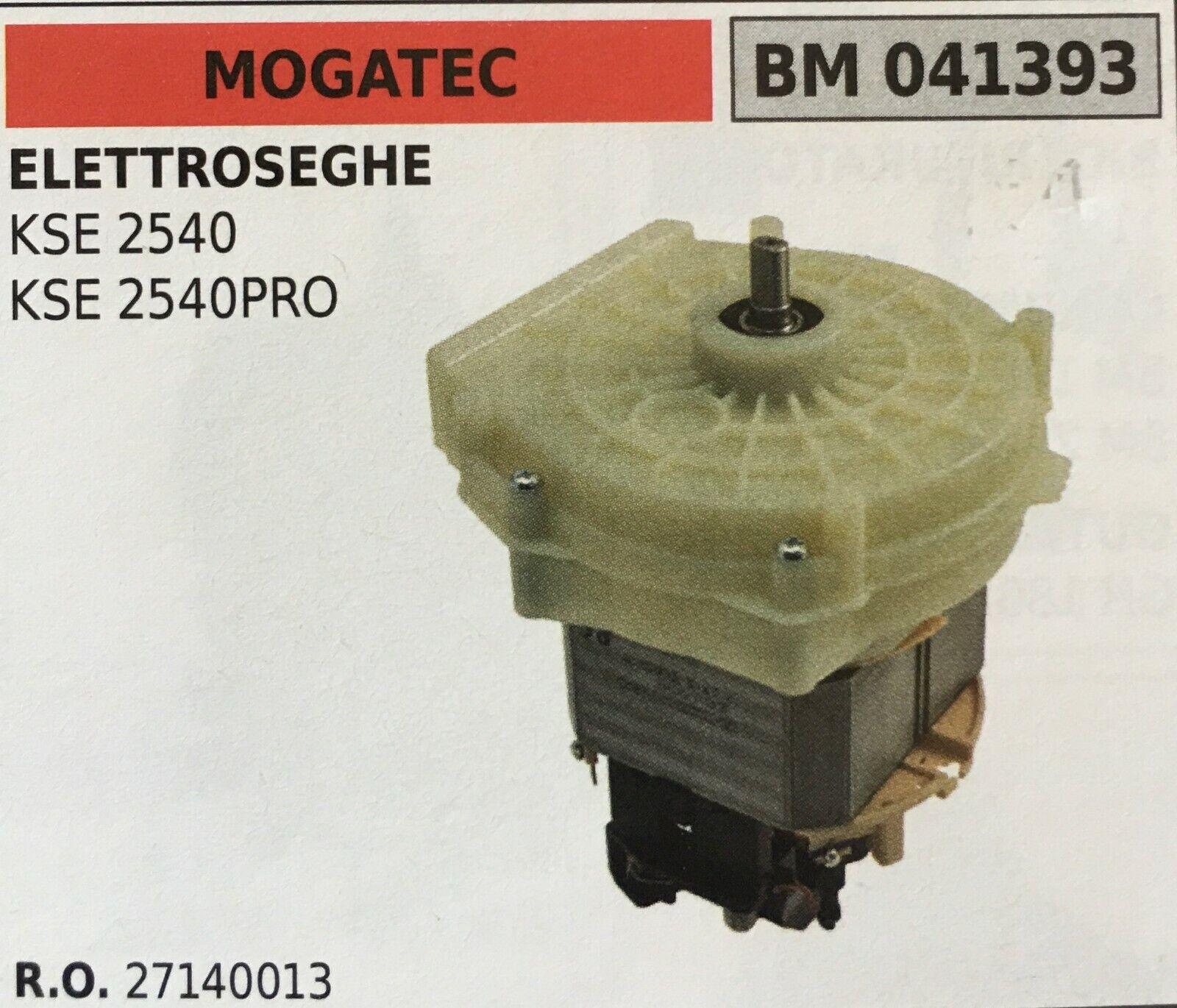 Motor Elektrisch Brumar Mogatec BM041393 Kettensägen Kse 2540 2540PRO