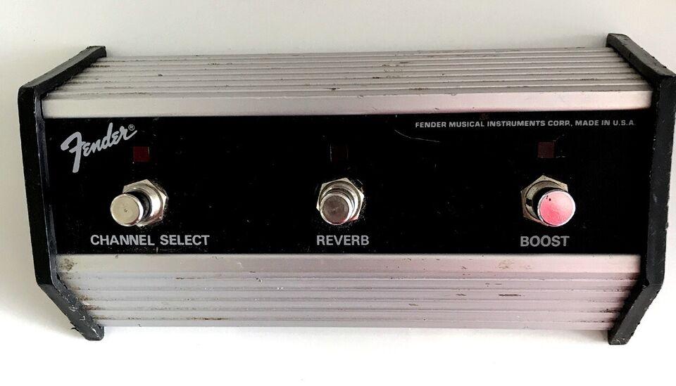 Fender Button Amplifier, Andet mærke Guitar Amp Switch