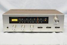 Lafayette LT-425T AM-FM Stereo Tuner New Capacitors, Aligned, LED Lights