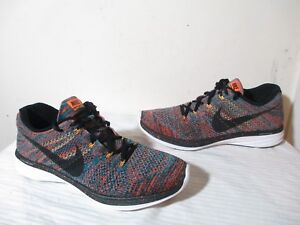 the best attitude 1bc21 6bf64 ... italy image is loading nike flyknit lunar3 men s running shoes 698181  b9788 ae330