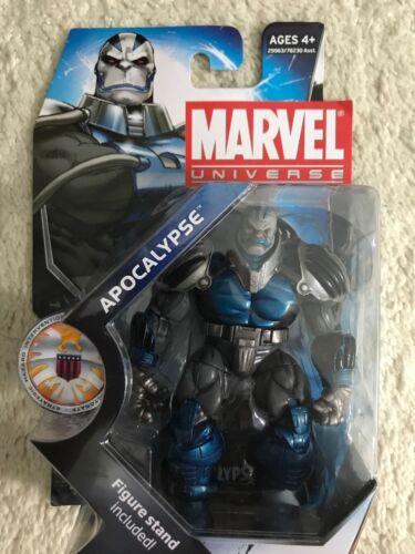 "Marvel Universe Apocalypse  3.75/"" Action Figure Series 3 2010 New"