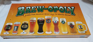Brew-opoly-BrewOpoly-like-Monopoly-Board-Drink-Beer-Game-New-Sealed