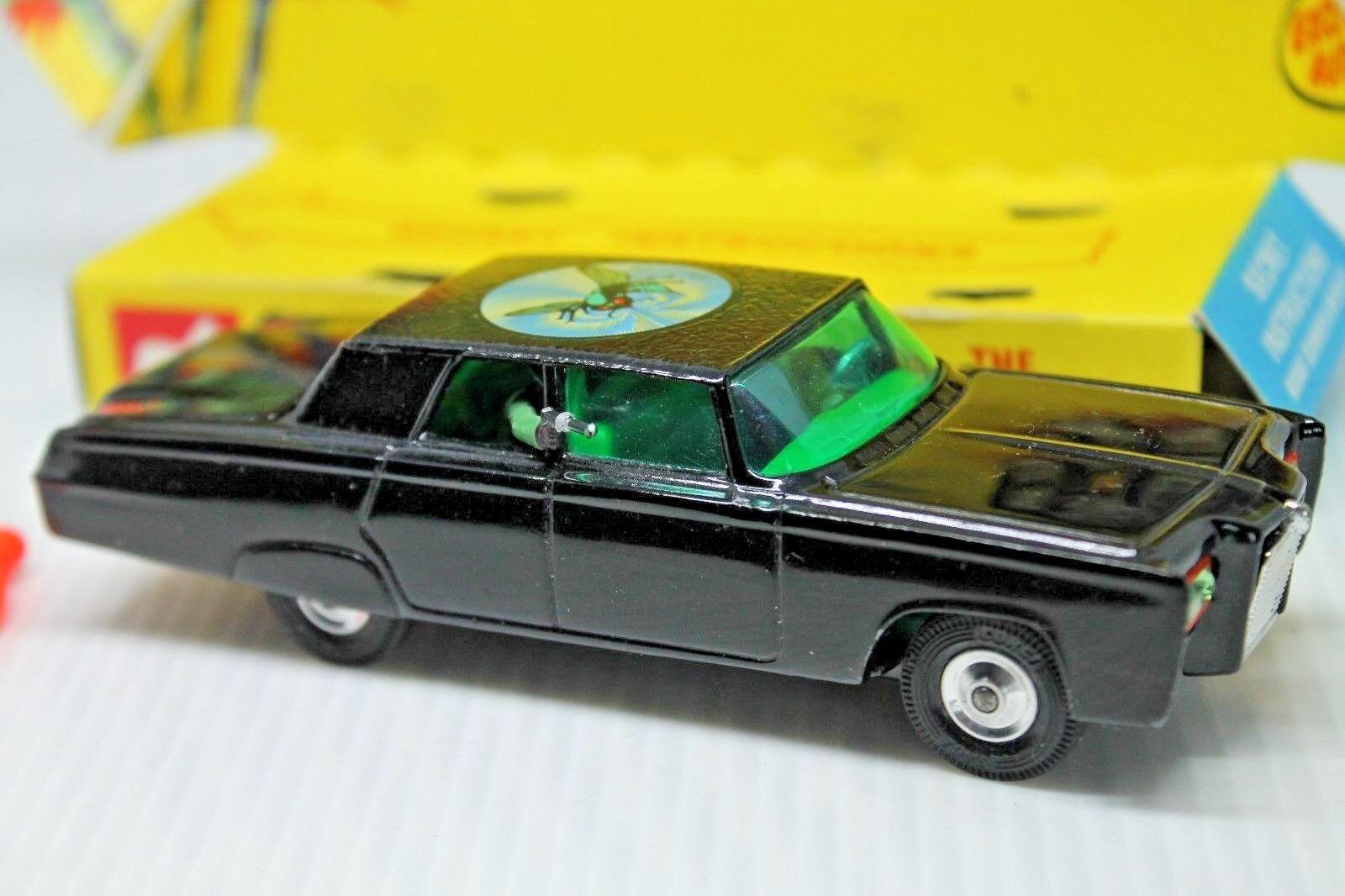Corgi toys 268  verde Hornet  negro Beauty  1 43