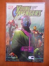 YOUNG AVENGERS #4 2005  Marvel Comics  [SA45]