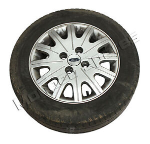 FORD-FOCUS-GHIA-ALLOY-WHEEL-4-STUD-195-60-15-034-WITH-TYRE-1998-2005
