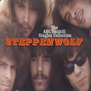 STEPPENWOLF-ABC-DUNHILL-SINGLES-COLLECTION-2-CD-NEW