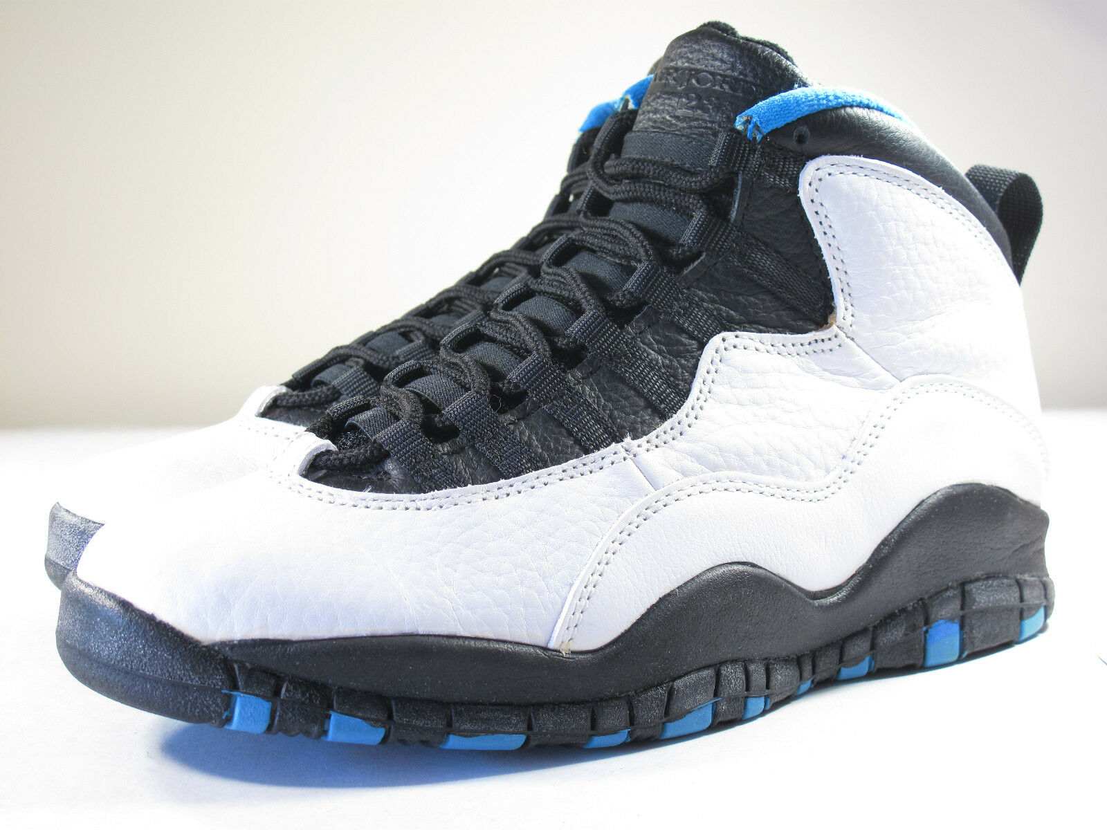 DS NIKE 1994 AIR JORDAN X OG POWDER BLUE 7.5 VINTAGE FUTURE TEAM CHICAGO SEATTLE The most popular shoes for men and women