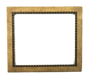 Antique-19th-C-Victorian-Picture-Frame-Gold-Gilt-Gesso-Baroque-Fits-19-034-x-16-034