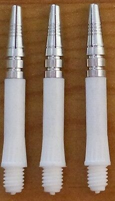 Harrows Alamo Darts Stems medium white