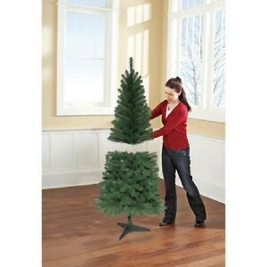 Holiday Time Unlit 6 Foot Wesley Pine Artificial Christmas Tree New ...