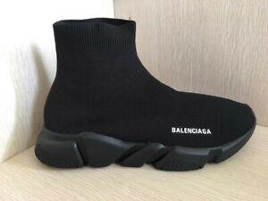 BALENCIAGA Speed Trainer Black-All