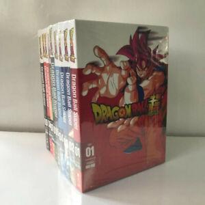 Dragon-Ball-Super-Seasons-Parts-1-9-10-DVD-Set-Episodes-1-131-Brand-new-English