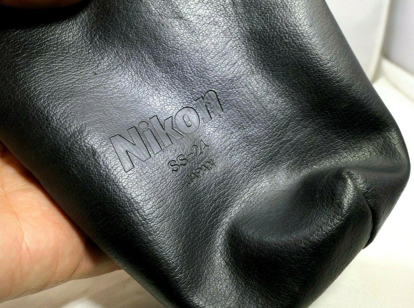 Nikon SS-24 Soft Case Pouch 7X3