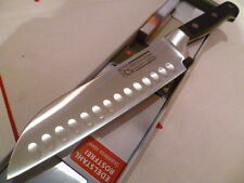 PREMIUM SANTOKU MESSER  Aus Solinger Lizenz Betrieb  Klinge:16,5 cm Kullenschlif