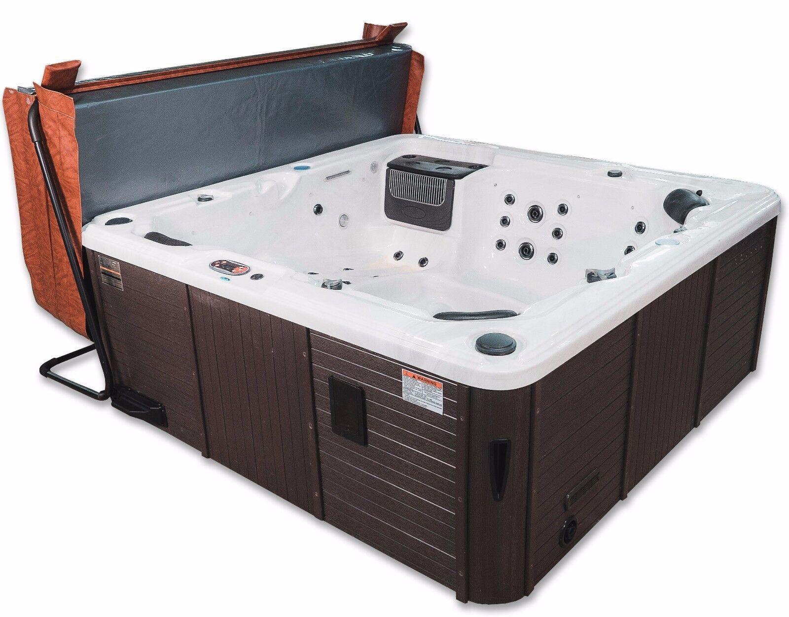Canadian Hot Tub Spa In A Box