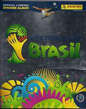 Panini WM 2014 Brasil 1 Sammelalbum  Schweizer Edizion..