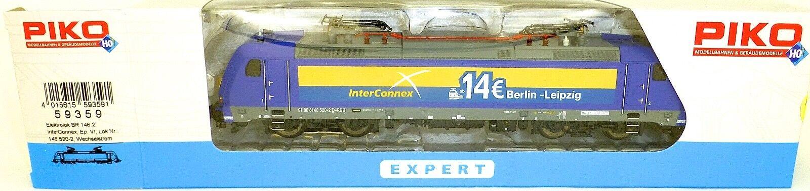 146 520 Interconnex Eléctrica para Märklin AC Epvi Piko 59359 H0 1 87