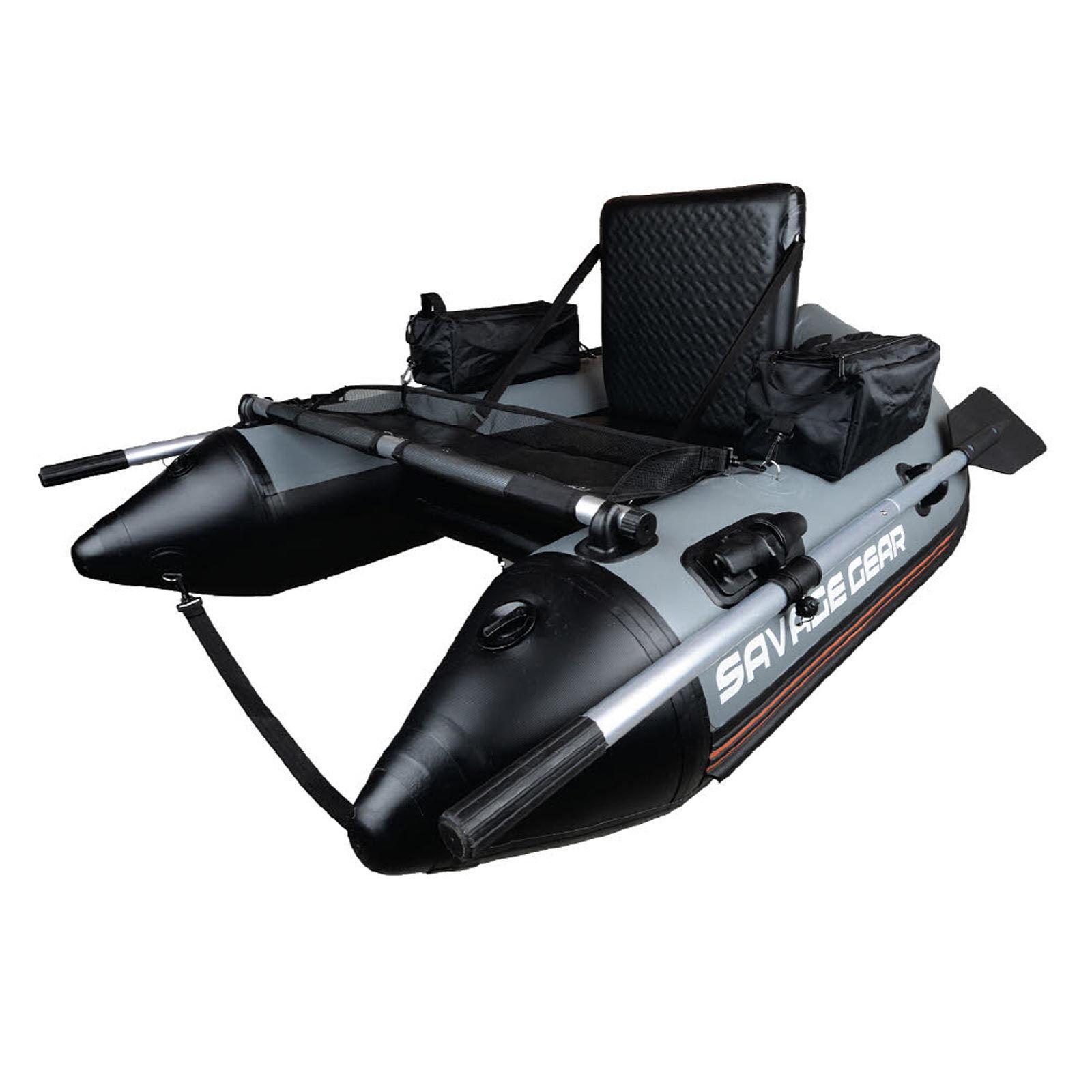 Savage gear vientre barco pesca barco - jinete alto vientre 170