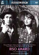 Dvd RISO AMARO - (1949) ***Vittorio Gassman*** ......NUOVO
