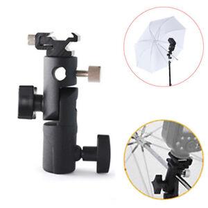for-DSLR-Type-E-Flash-Hot-Shoe-Umbrella-Holder-Swivel-Bracket-Mount-Light-Stand