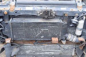 Details about 05-10 NISSAN NAVARA D40 2 5 DCI YD25DDTI INTERCOOLER