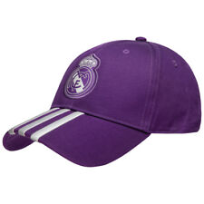 c0e707c5 item 4 Real Madrid Adidas 3 Stripes Cap Fan Baseball Cap One Size S95776  Purple New -Real Madrid Adidas 3 Stripes Cap Fan Baseball Cap One Size  S95776 ...