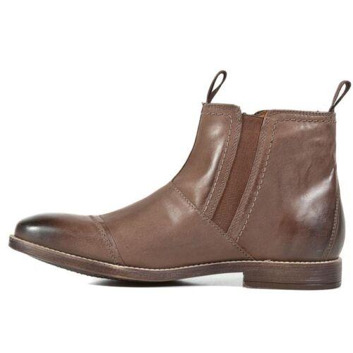 G 7 9 9 11 Clarks 12 Leather 5 5 5 Brown 8 Men 8 Uk Zip Novato X 4wxTS47