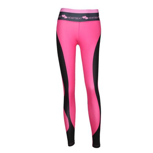 Women PUSH UP Yoga Leggings Fitness High Waist Sport Gym Jogging Pants Trousers