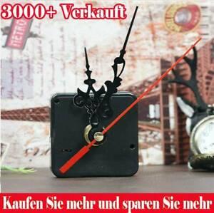 Quarz-Uhrwerk-Movement-Quartzuhrwerk-Mechanism-Mit-3-Zeigersaetzen-Schwarz-DIY