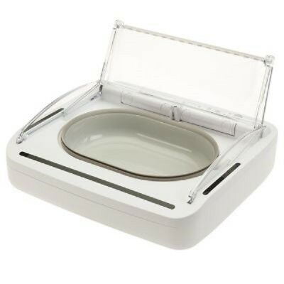 Dishes, Feeders & Fountains Cat Supplies Dedicated Brand New Surefeed Sealed Pet Bowl Motion-activated Lid To Make One Feel At Ease And Energetic