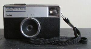 WohltäTig Vintage Made In England Kodak Instamatic 133 X 126 Film Camera Seien Sie Im Design Neu Foto & Camcorder Analogkameras