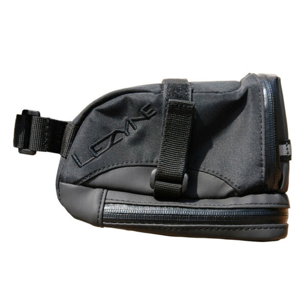 Lezyne L-Caddy Bike Saddle Bag Black