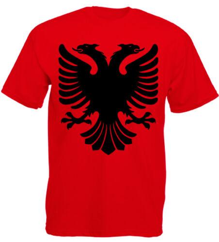 Albanien T-Shirt Albania Shqipëria Hoodi Pulli Albanien kosovo Balkan Tirana xx